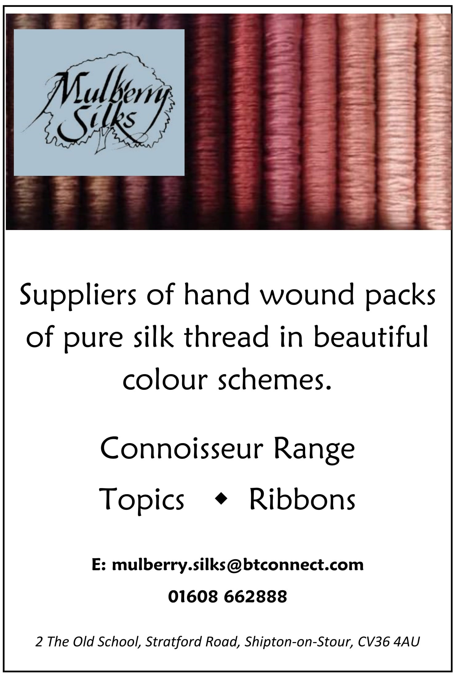 Mulberry Silks