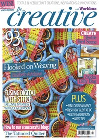"Article in ""Creative by Workbox"" Magazine"