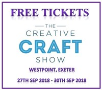 Free tickets to the ICHF Creative Craft Show